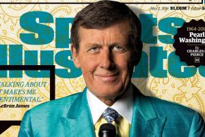 Craig Sager discusses being an inspiration, SI cover st...