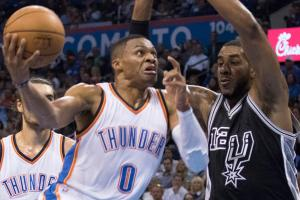 Will Spurs-Thunder revitalize NBA playoffs?