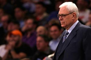 Carmelo Anthony: I'm part of Phil Jackson's long-term p...