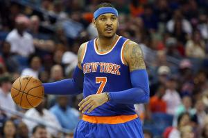 Carmelo Anthony wants say in Knicks head coach search