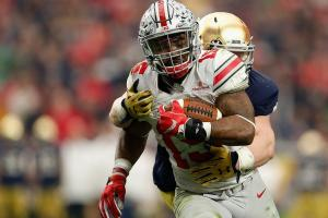 Cowboys go offense, add Ezekiel Elliott with No. 4 pick