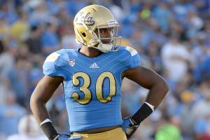 Why did Myles Jack fall out of the first round?