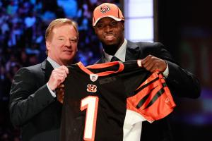 A.J. Green looks back on his draft night