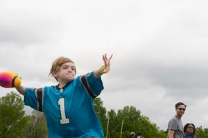 Cam Newton grants Make-A-Wish to young Panthers fan