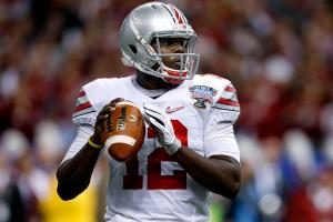 Bills draft former Ohio State QB Cardale Jones in fourt...