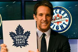 Maple Leafs take top pick at NHL Draft Lottery
