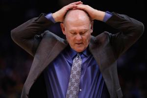 George Karl: I didn't feel supported in Sacramento