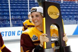 Amanda Kessel signs one-year deal with NHWL's New York...