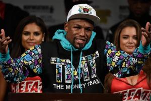 Floyd Mayweather files for trademarks hinting possible...