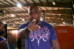 Ring of Honor's Moose Relishes Move from NFL to Squar...