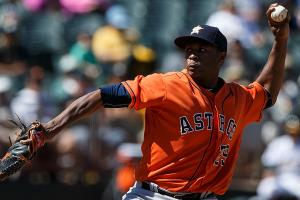 Astros' pitching to blame for rough season