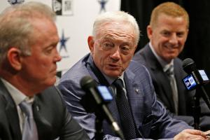 Jerry Jones has some draft-day regrets