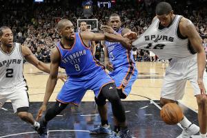 Ernie Johnson: Thunder deserved Game 2 win over Spurs