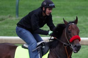 Nyquist early favorite to win 2016 Kentucky Derby