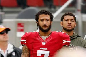 Colin Kaepernick resumes throwing after surgeries