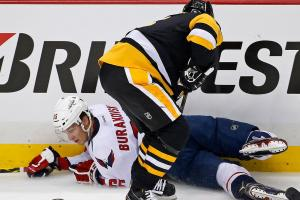 Bad blood continues between Penguins, Capitals