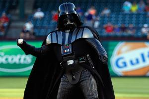 The sports world celebrates Star Wars Day