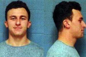 Report: Johnny Manziel turns himself into police, posts...