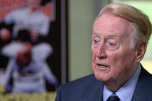 Vin Scully tells a favorite Jackie Robinson story