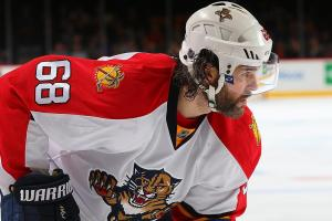 Panthers re-sign 44-year old Jaromir Jagr to one-year d...
