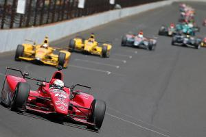 Graham Rahal: Is Chevrolet holding back in Indianapolis...