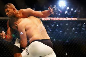UFC in talks to sell company