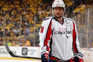 Playoff disappointment continues for Capitals' Alex Ovechkin