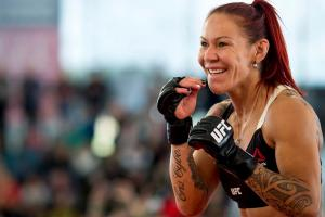 Who is UFC's Cris Cyborg?