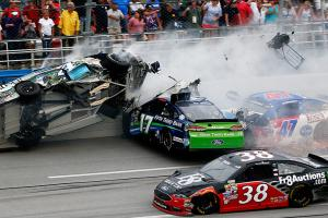Kurt Busch on Geico 500 crash at Talladega
