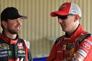 Kurt and Kyle Busch's relationship on and off the track