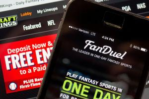 Why is Congress involved with daily fantasy sports?