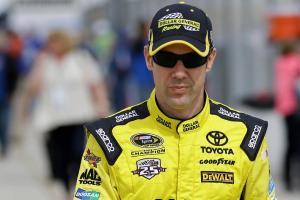 Matt Kenseth is not a fan of NASCAR's lug nut rule
