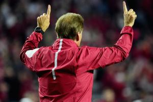 Who will dethrone Alabama as the top team in the countr...