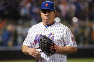 Report: Bartolo Colon sued for allegedly failing to pay child support