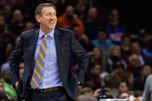 Are Knicks abandoning the triangle with Jeff Hornacek h...