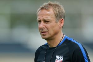 How will Jurgen Klinsmann replace Jozy Altidore?