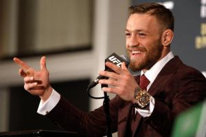 Conor McGregor, Dana White reunited?