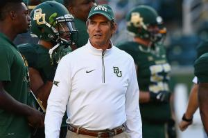 Baylor forced to take action after accusations