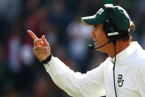 Baylor scandal has Art Briles on thin ice