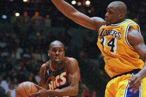 Gary Payton shares his best three-on-three team