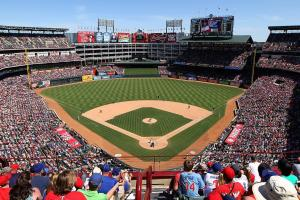 Texas Rangers unveil plans for new retractable-roof sta...