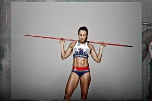 Jessica Ennis-Hill tops SI's Fittest 50