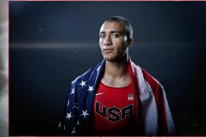 Ashton Eaton is the fittest male athlete on the planet