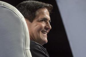 Mark Cuban open to being Donald Trump's vice president