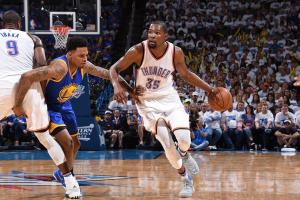 Will Thunder maintain momentum against Warriors?
