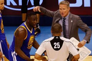 Would Warriors react to a Draymond Green suspension?