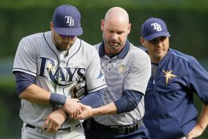 Rays' Kiermaier expected to miss 8-10 weeks