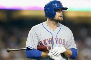 Lucas Duda out with stress fracture in back