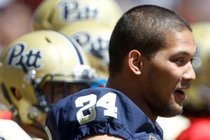 Pitt RB James Conner is cancer–free