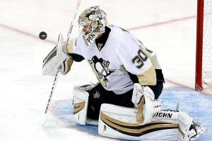 Why the Penguins are turning to Matt Murray